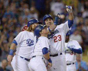 Don't feel, bad Kiké. Last year, Justin Turner couldn't afford an invisible camera, either.